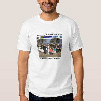 Camisa de la gente del hidrógeno