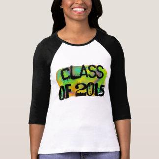 Camisa de la graduación