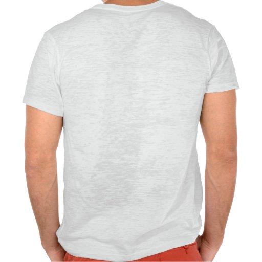 Camisa de la graduación de Vuthy - la quemadura T