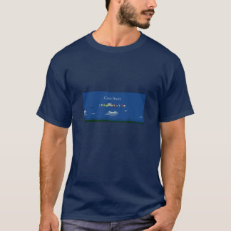 Camisa de la historia de la cueva