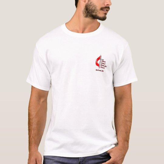 Camisa de la iglesia de Milam