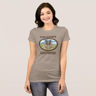 Camisa de la leyenda del desierto