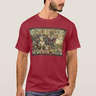 Camisa de la línea de fuego