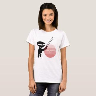 Camisa de la mamá de Ninja
