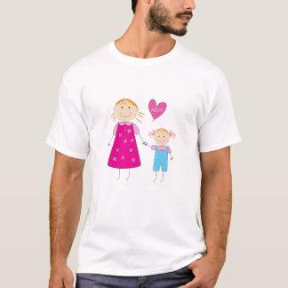 Camisa de la mamá del amor