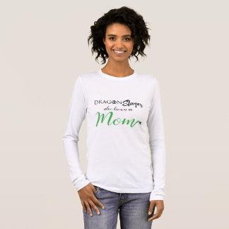 Camisa de la mamá del asesino del dragón aka
