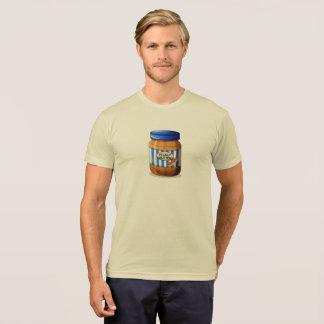 Camisa de la mantequilla de cacahuete