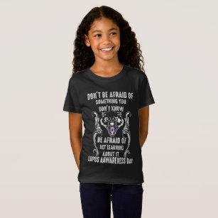 Camisa de la mariposa de la conciencia del lupus 1d8d82adf2876