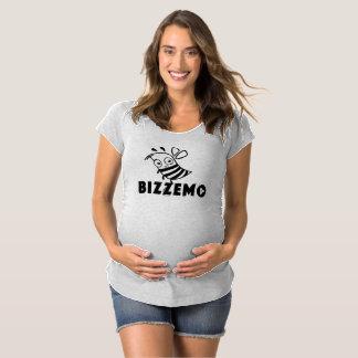 Camisa de la maternidad de Bizzemo