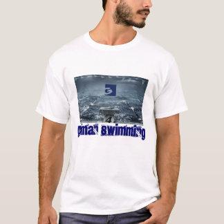 Camisa de la natación de Gilman