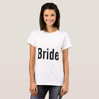 Camisa de la novia