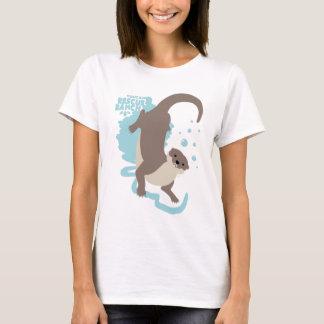 Camisa de la nutria