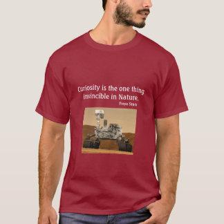 Camisa de la oscuridad de la NASA 2012 de la