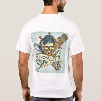 Camisa de la pesca de NORCAL