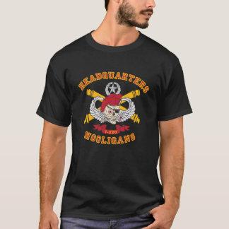 Camisa de la pinta de los gamberros