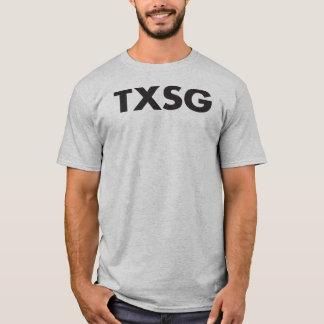 Camisa de la pinta del guardia del estado de Tejas
