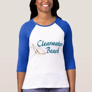 Camisa de la playa de Clearwater