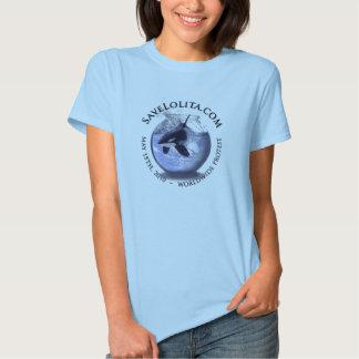 Camisa de la protesta de Lolita Worldwild de la