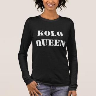 camisa de la reina del kolo