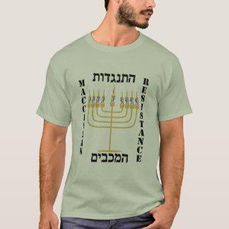 Camisa de la resistencia de Maccabean