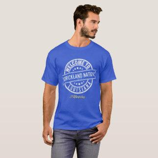 Camisa de la reunión de familia de la nación de