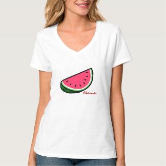 ¡Camisa de la sandía! Camisetas