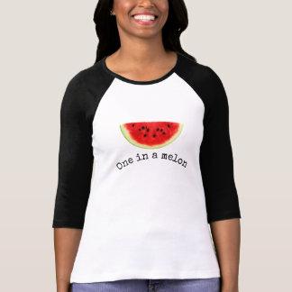Camisa de la sandía del verano de un melón de las