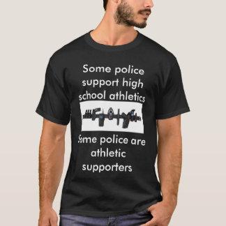 Camisa de la sátira de la policía