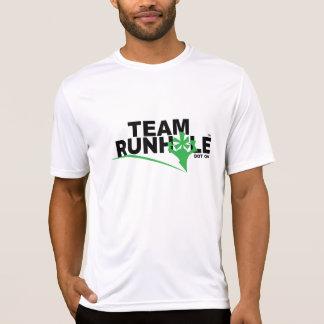 Camisa de la tecnología de Runhole