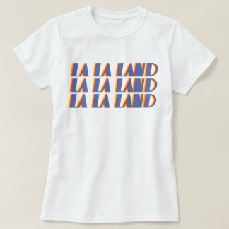 Camisa de la TIERRA del LA del LA