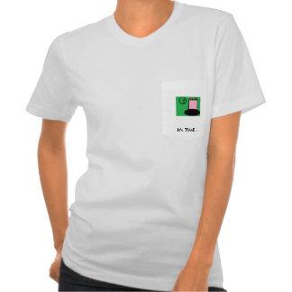 Camisa de la torta