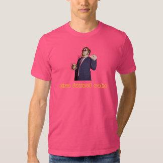 Camisa de la torta del embudo de la nación de