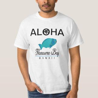 Camisa de la tortuga de la hawaiana