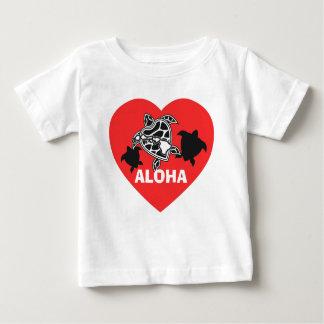 Camisa de la tortuga de la hawaiana de Hawaii