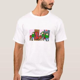 Camisa de la tostadora del mac (camiseta blanca)