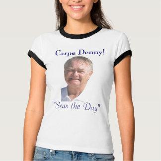 Camisa de la travesía de Denny