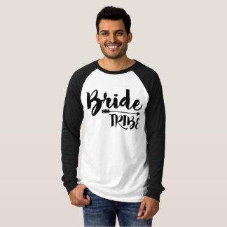 Camisa de la tribu de la novia - varón