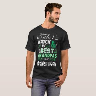 Camisa de la trompa del juego del reloj TV de