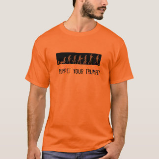 Camisa de la trompeta
