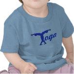Camisa de la yoga del bebé
