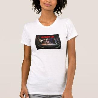 Camisa de las camisetas sin mangas 'Um de las