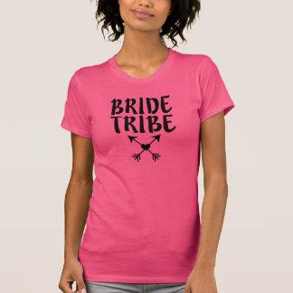 Camisa de las damas de honor de la tribu de la