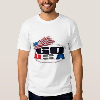 Camisa de las Olimpiadas de los E.E.U.U. 2012