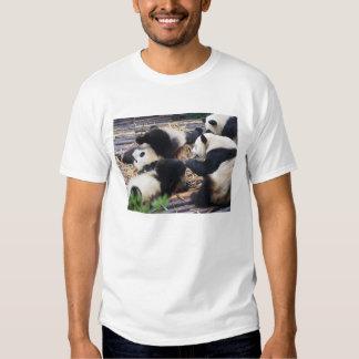 Camisa de las pandas