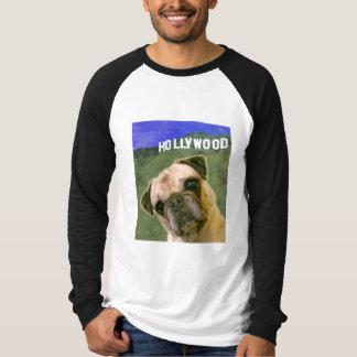 Camisa de las producciones del perro del barro