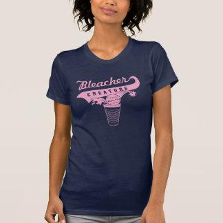 Camisa de las señoras de la criatura del blanquead