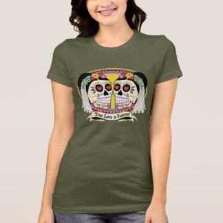 Camisa de las señoras del DOS Novias (2 novias)
