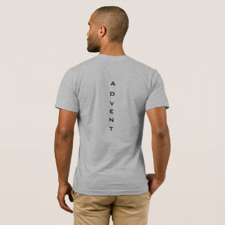 Camisa de levantamiento del advenimiento