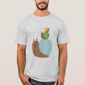 Camisa de los caracoles