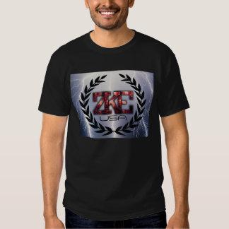 Camisa de los E.E.U.U. de voltio del trueno de ZKE